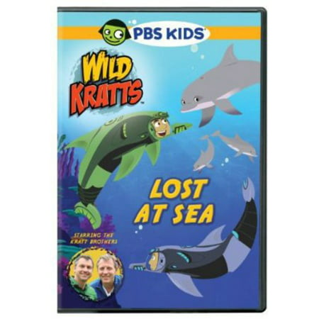 Wild Kratts: Lost at Sea (Winter 2013) (DVD)