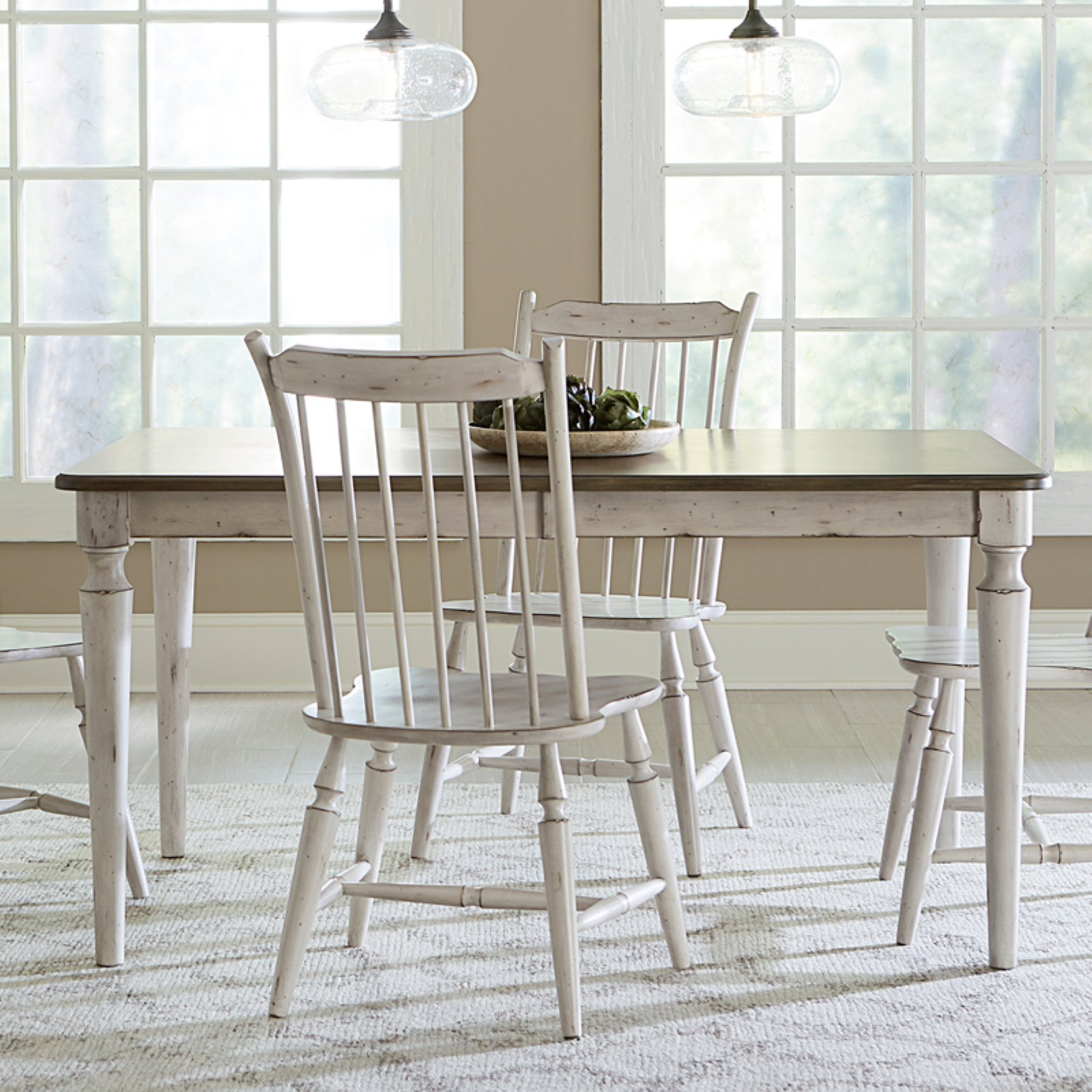 Liberty Furniture Oak Hill Rectangular Dining Table