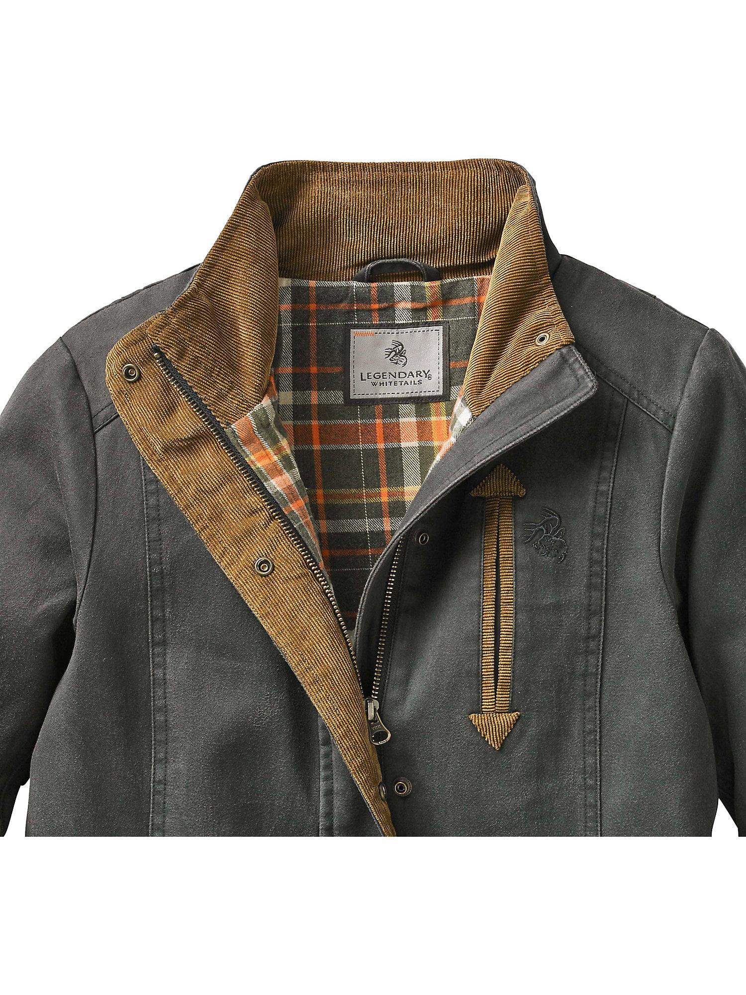 Legendary Whitetails Ladies Saddle Country Barn Coat