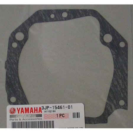 Yamaha 4NK-15461-00-00  4NK-15461-00-00 Gasket, Crankcase Cover2; New # 3JP-15461-01-00