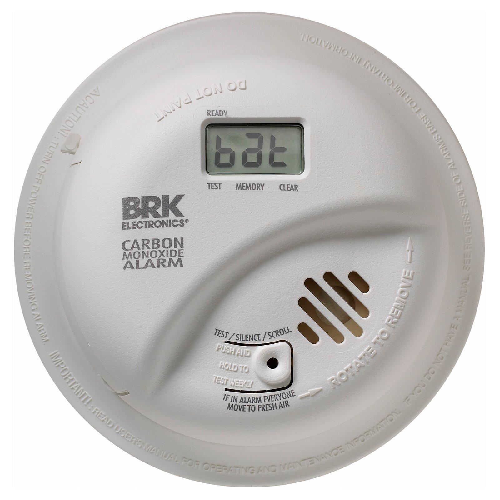 First Alert CO5120PDBN Hardwired Carbon Monoxide Alarm