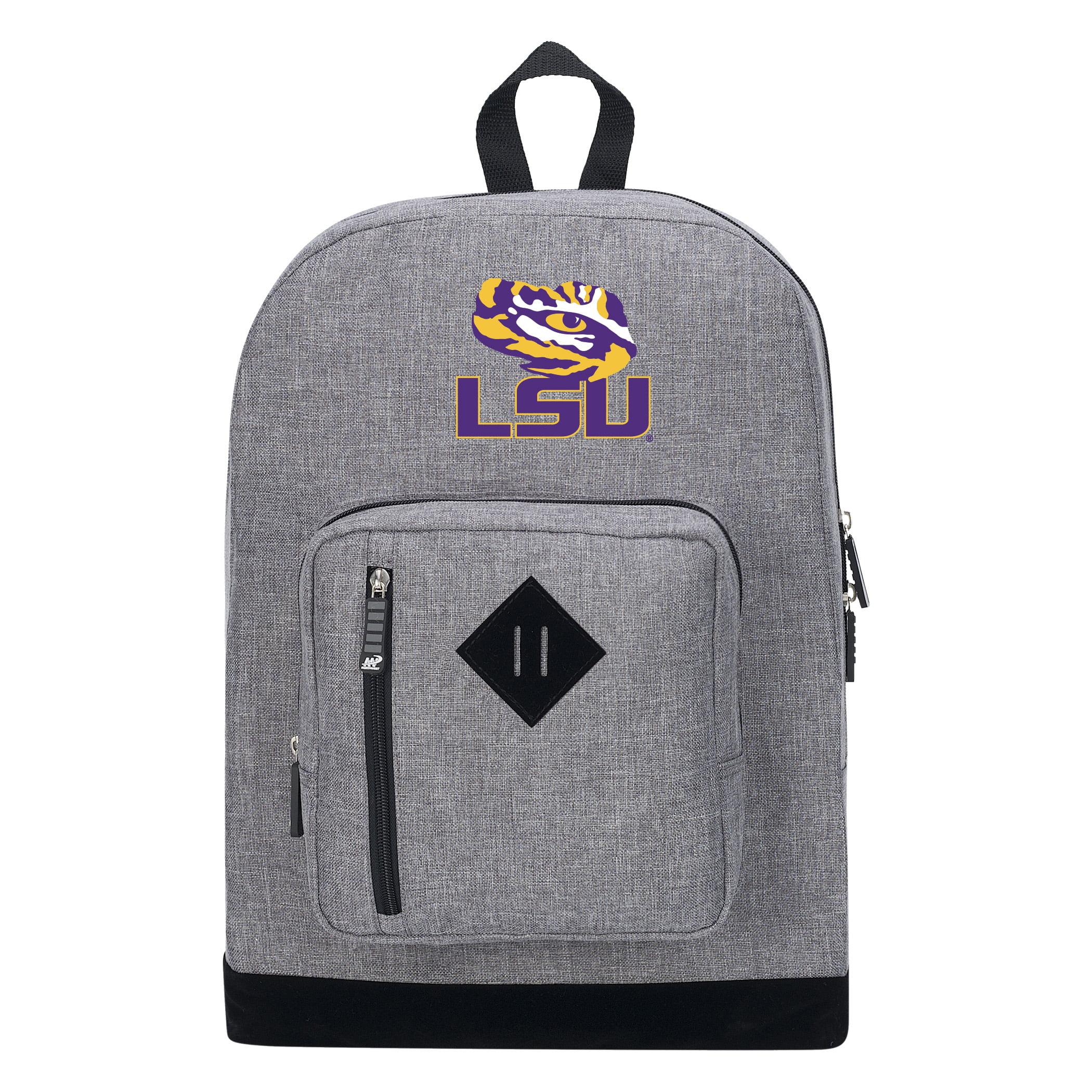 """LSU Tigers """"Playbook"""" Backpack"""