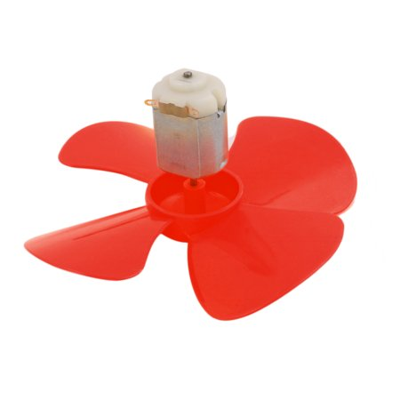 DC3V 11000RPM LargeTorqueMotor 100mmDia. With 4Propeller- For RC Model - image 4 of 5