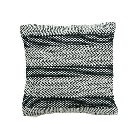 Better Homes & Gardens Striped Chevron Decorative Pillow