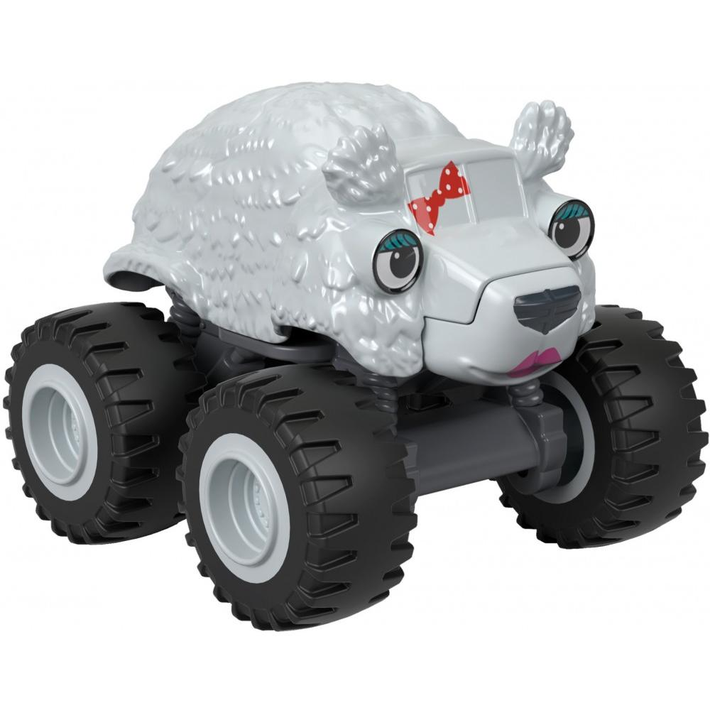 Nickelodeon Blaze and The Monster Machines Die-Cast Kissingbear by Fisher-Price