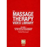 Massage Therapy Video Library Sports Massage In The CollegeEnvironment, Vol. 7 by