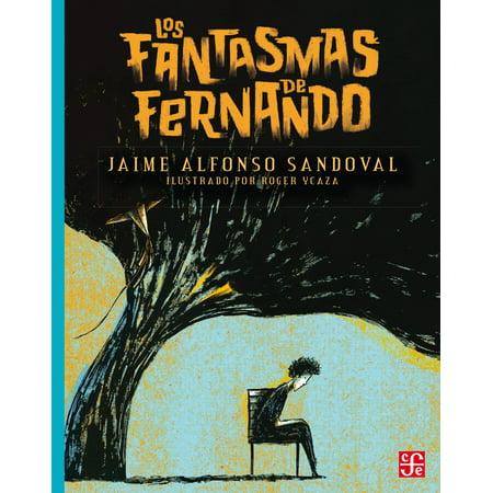 Los fantasmas de Fernando - eBook - Caras De Fantasmas De Halloween