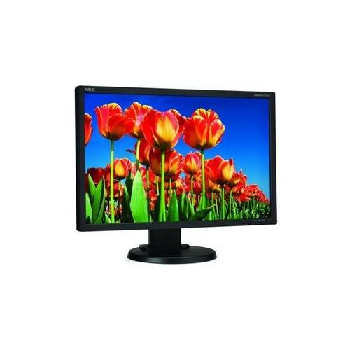 "Nec Display NEC Display MultiSync E222W 22"" LCD Monitor - 16:10 - 5 ms 2BF8699"