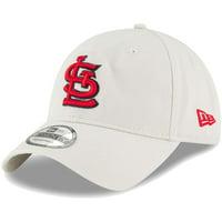 St. Louis Cardinals New Era Core Classic Twill 9TWENTY Adjustable Hat - Tan - OSFA