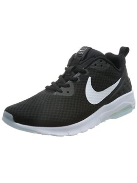c66849bcd27 Product Image Nike Mens Air Max Motion Running Shoes Black White 833260-010  Size 12