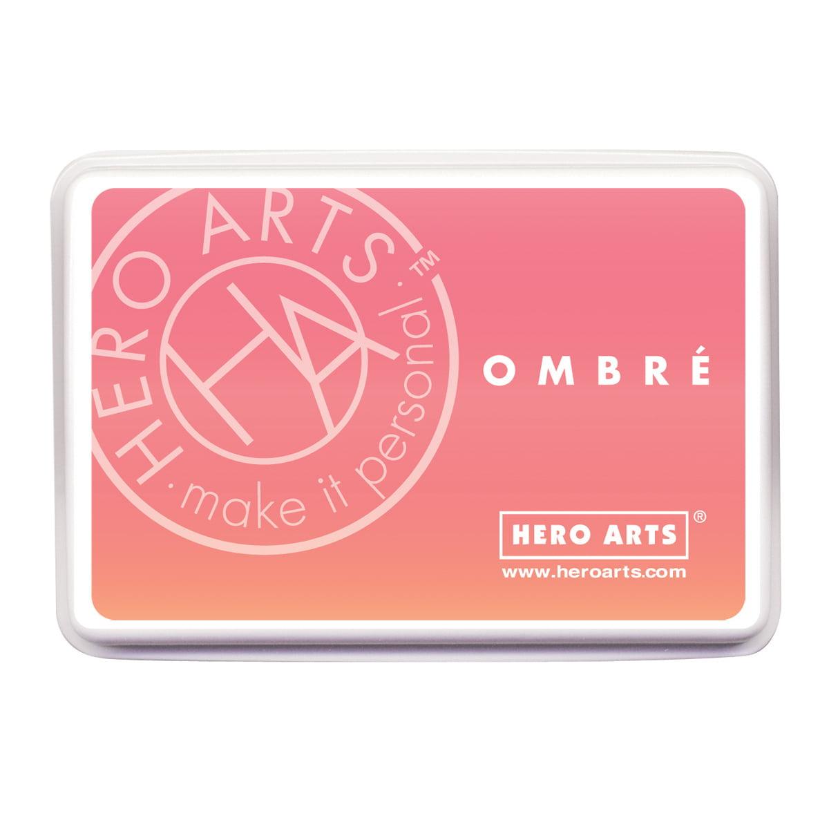 Hero Arts Ombre Ink Pad-Light To Dark Peach