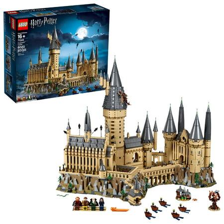 Lego Harry Potter Hogwarts Castle 71043 Building Kit 6020 Pieces