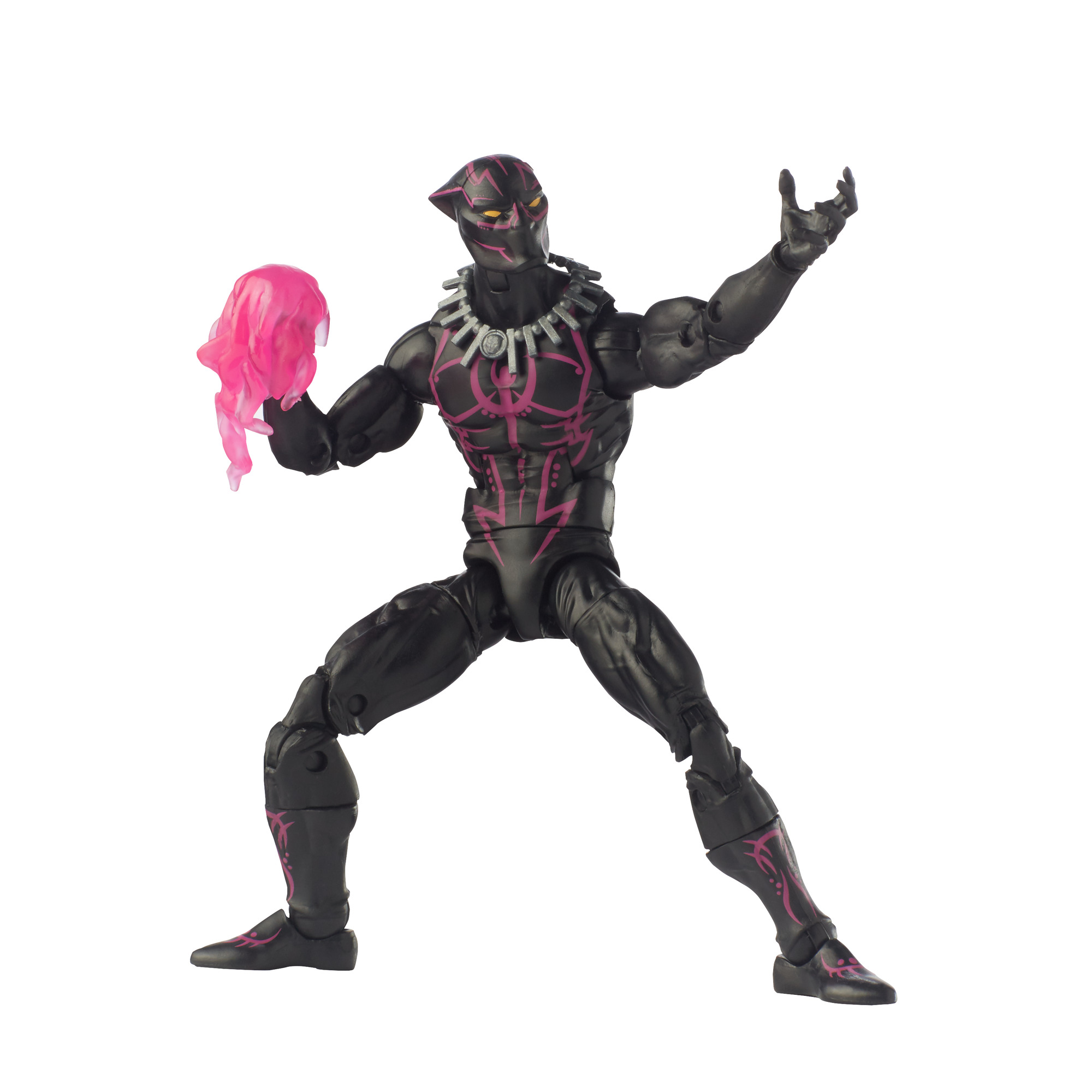 Marvel Legends Series 6 Inch Vibranium Suit Black Panther by Marvel
