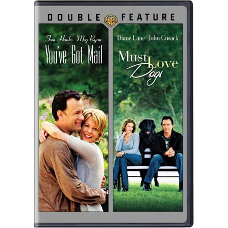 Must Love Dogs / You've Got Mail (DVD) (Mail Order Comedy Halloween)