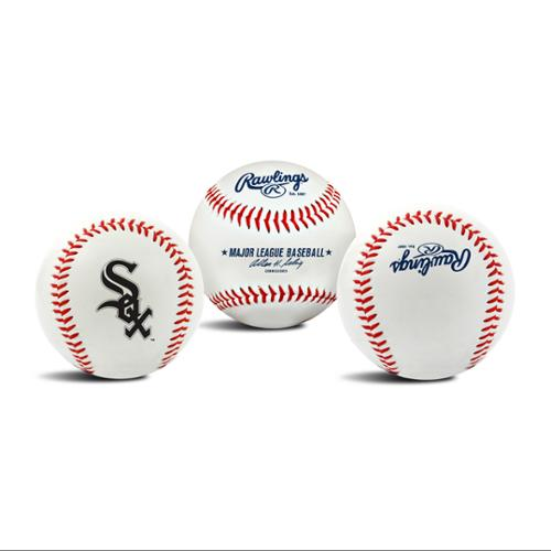 Chicago White Sox Official MLB 3 inch  x 3 inch  Baseball by Rawlings