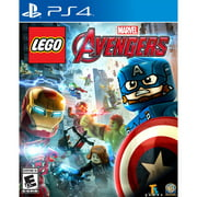 Warner Bros. Lego Marvel's Avengers - Pre-Owned (PS4)