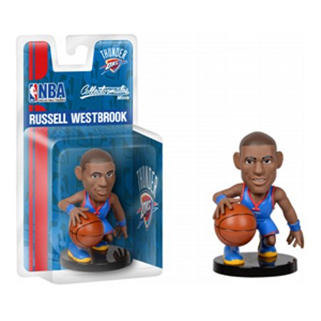 - Russell Westbrook (Oklahoma City Thunder) Collectormates MINDstyle NBA Minis Series 1