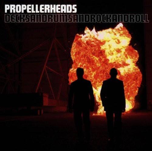 Propellerheads Decksandrumsandrockandroll [CD] by