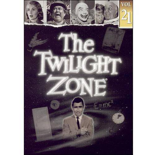 The Twilight Zone, Vol. 21 by IMAGE ENTERTAINMENT INC