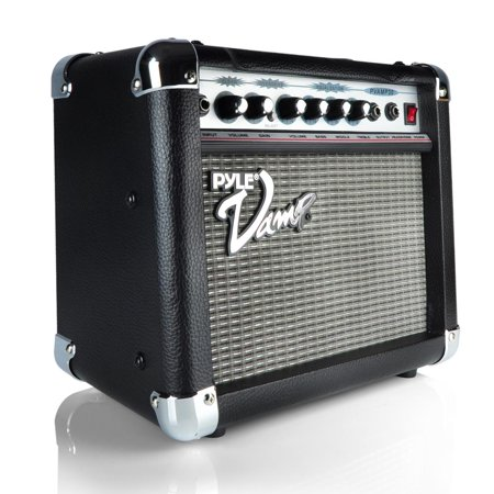 PYLE PVAMP30 - 30 Watt Vamp-Series Amplifier With 3-Band EQ and Overdrive