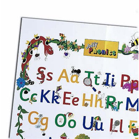 Choose Letter - Jolly Phonics Letter Sound Poster (Poster)