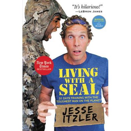 Living with a SEAL : 31 Days Training with the Toughest Man on the Planet](31 Days Of Halloween Challenge)