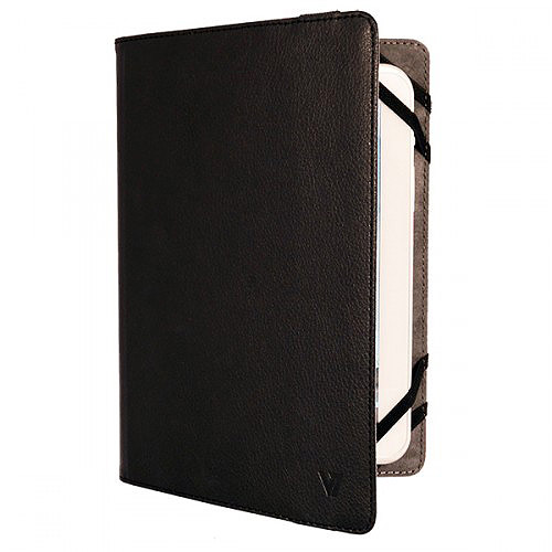 "V7 Universal Folio Case for 7""-8"" Tablets, Black"