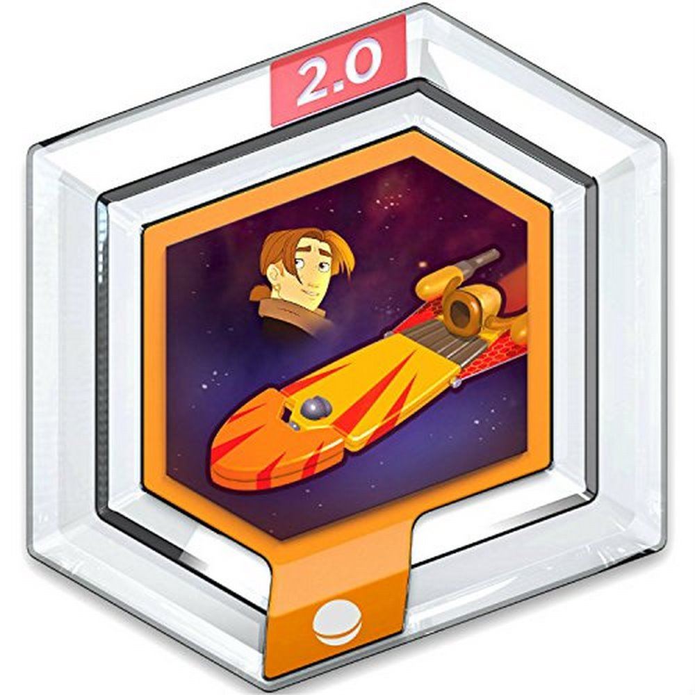 Disney Infinity 2.0 Disney Originals Power Disc - Jim Hawkins Solar Board