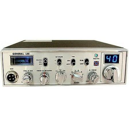 GENERAL LEE 10 METER RADIO PRO TUNED, ALIGNED,UPGRADED SCHOTTKY RECEIVER