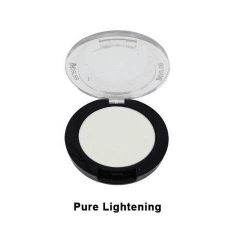 LWS LA Wholesale Store  INtense Pro Pressed Powder Pigments Mehron Makeup 3 gm (Pure Lightening) - Wholesale Makeup