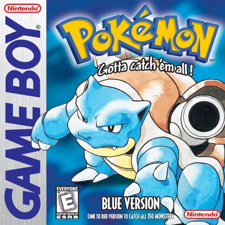 Pokemon Blue Version, Nintendo, Nintendo 3DS, [Digital Download],