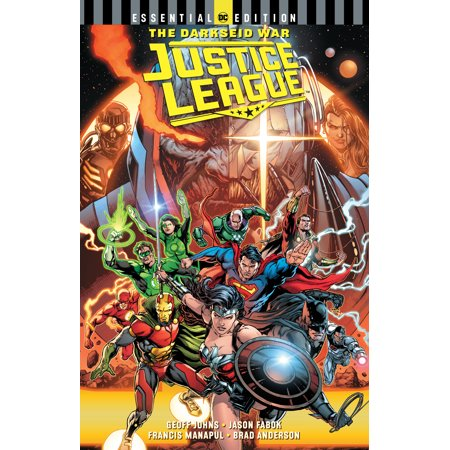 Justice League: The Darkseid War (DC Essential Edition)](Justice League War Wallpaper)