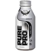 American Bodybuilding Rtds Pure Pro 35, Cookies & Cream, 12 Oz
