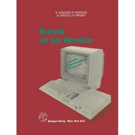 Mechanik auf dem Bildschirm - Mit dem C64 (Polaroid-kamera Mit Bildschirm)