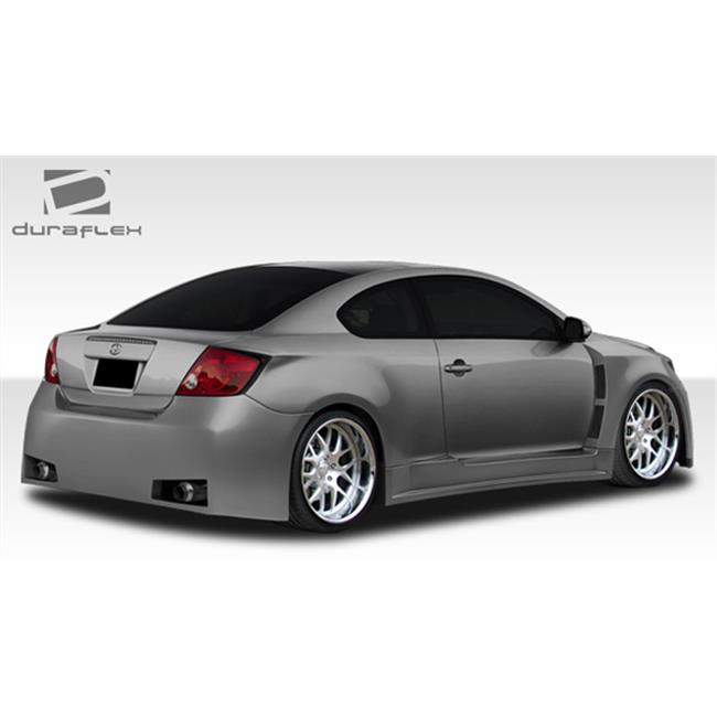 Duraflex 107051 2005-2010 Scion Tc Atlas Wide Body Rear B...