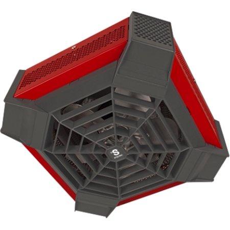 Stelpro ASGH4002R Heater Garage 4kW, 240V (Red)