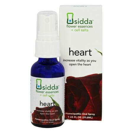 Siddha Sidda Flower Essences Cell Salts Heart