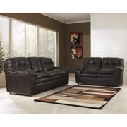 Signature Design by Ashley Jordon Leather Living Room Set