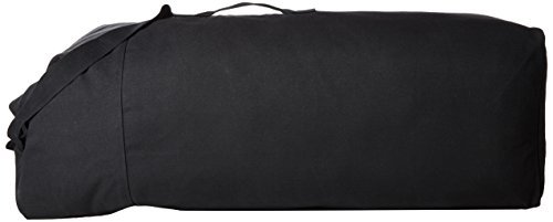 Champion Sports Extra Large Duffle Bag, Black, 22-Ounce by Champion Sports
