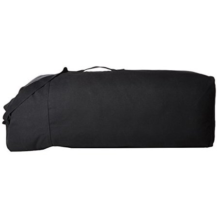 Champion Sports Extra Large Duffle Bag, Black, 22-Ounce