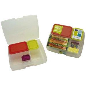 Bentology 6-Piece Classic Bento Box Sets Fruit -