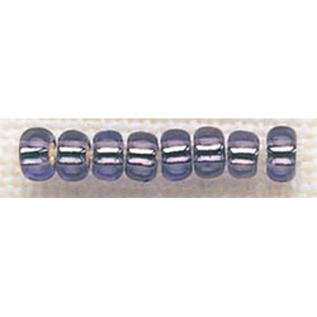 Mill Hill Glass Beads Size 6/0 4mm 5.2g-Amethyst Ice