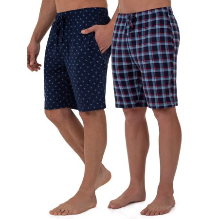 Fruit of the Loom Big & Tall Men's 2-pack Beyondsoft Knit Sleep Jam - Onesies For Tall Men