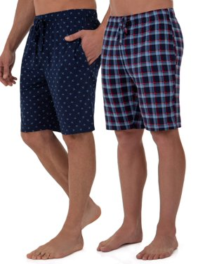 e65a8816dbe5 Product Image Fruit of the Loom Big & Tall Men's 2-pack Beyondsoft Knit  Sleep Jam