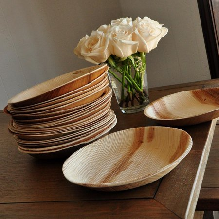 Round Eco Friendly Plates 7