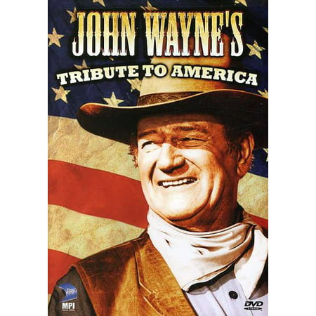 John Wayne's Tribute to America (DVD)