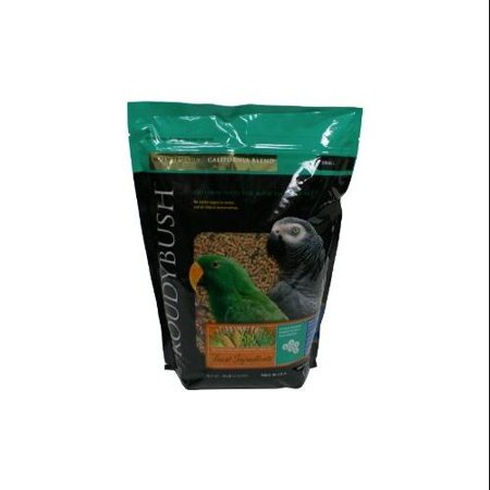 Roudybush California Blend Bird Food, Small, 10-Pound Multi-Colored ()