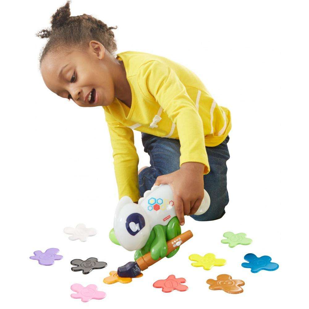 Fisher Price Think & Learn Smart Scan Color Chameleon by Fisher-Price
