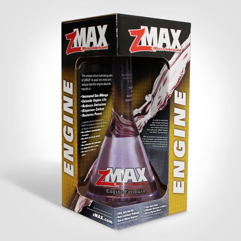 zMAX Engine Treatment Formula, 12oz