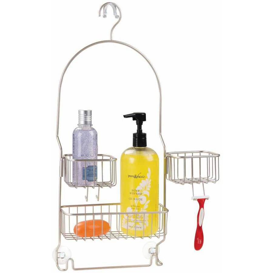Chapter Swivel Shower Caddy by INTERDESIGN